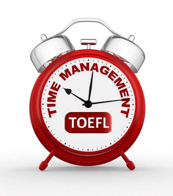 --TOEFL Time management - Reading--