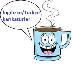 -İngilizce/Türkçe Karikatürler-