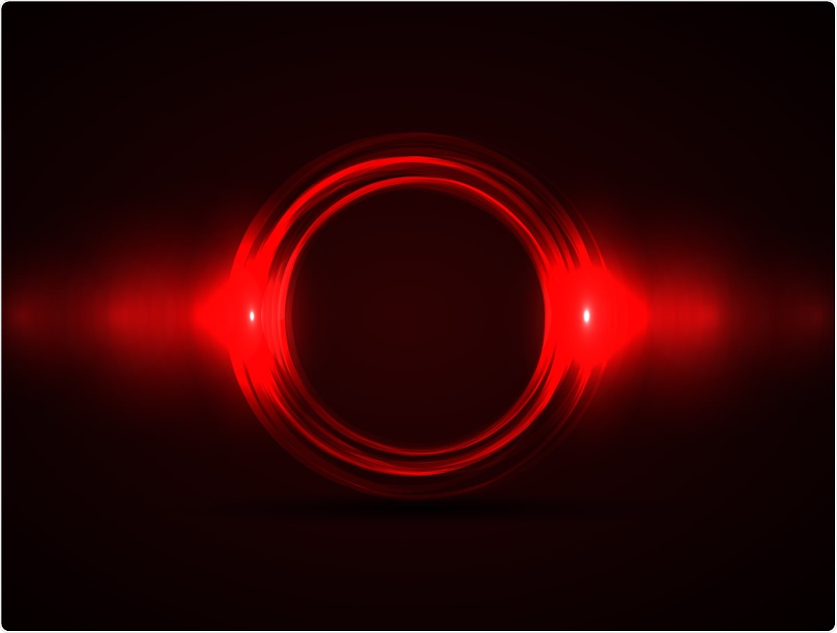A red light could help improve vision in old age
