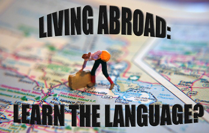 A Myth or A Fact? (About Learning English Abroad)