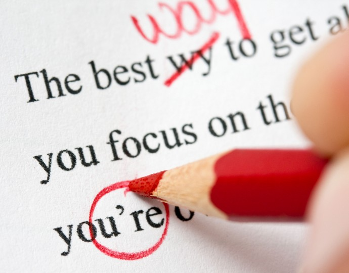 Common Grammar Mistakes Many People Make