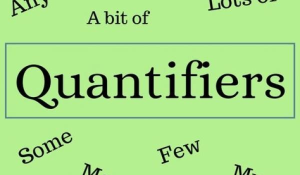 quantifiers-nedir